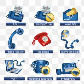 Sophisticated Communication Tools - Communication Mobile Phones Clip Art PNG