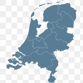 Map - Netherlands Vector Graphics Image Royalty-free Illustration PNG