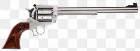 Handgun - Trigger Revolver Ruger Blackhawk Firearm Gun Barrel PNG