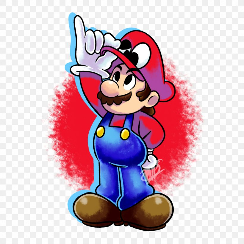 Super Mario Odyssey Mario Bros Art Bowser Png 1024x1024px