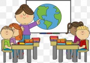 Teacher Cliparts Transparent - Classroom Student Clip Art PNG