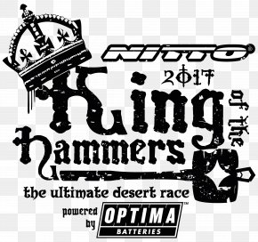 Off-road Vehicle Logo - Johnson Valley King Of The Hammers Off-road Racing Side By Side PNG