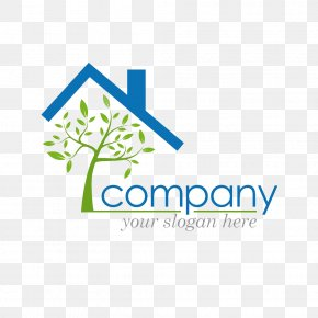 Logo Decoration - Logo House Home PNG