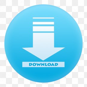 Dymo Cliparts - Download Manager Button PNG