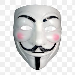 Anonymous Mask - Mask Anonymous PNG
