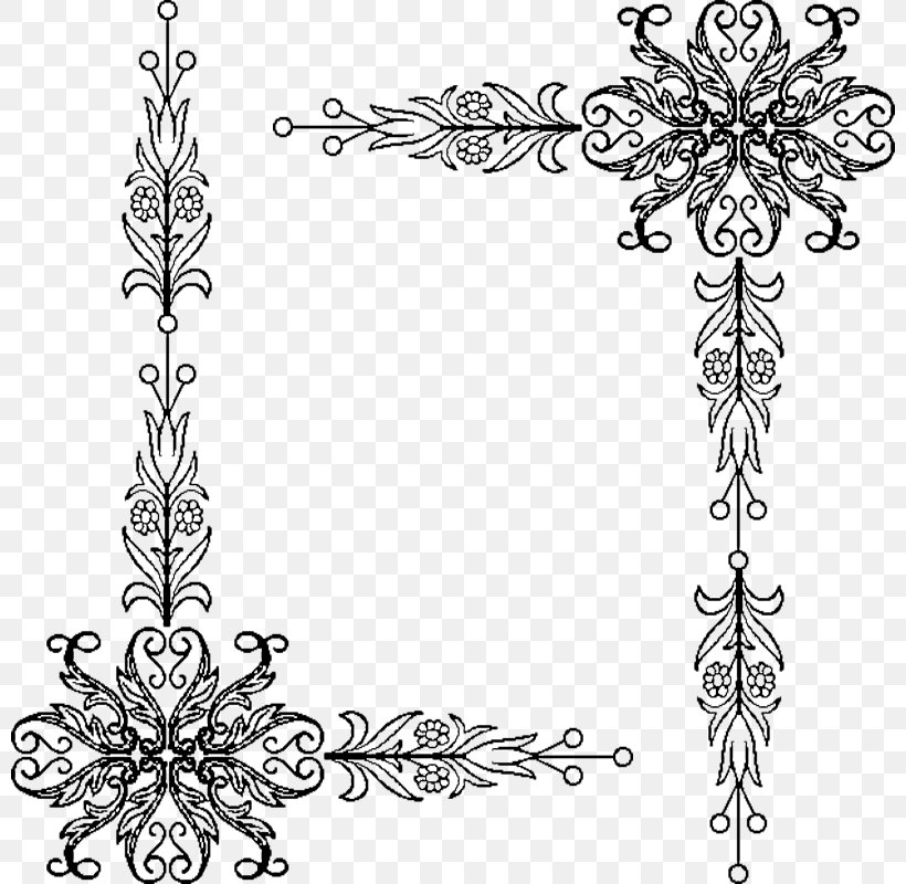 Picture Frame Clip Art, PNG, 800x800px, Picture Frame, Area, Black, Black And White, Digital Photo Frame Download Free
