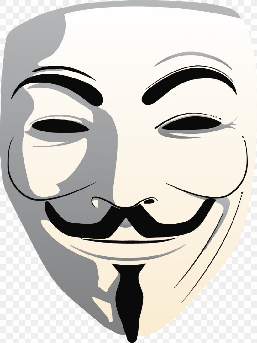 Guy Fawkes Mask Anonymous, PNG, 906x1208px, Guy Fawkes Mask, Anonymous, Face, Facial Expression, Facial Hair Download Free