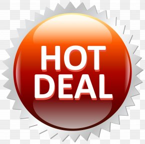 Hot Deal Sale Label Clip Art Image - Stock Illustration Clip Art PNG