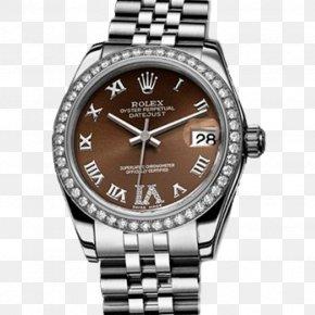 Watch - Rolex Datejust Rolex Daytona Watch Colored Gold PNG