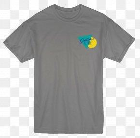 T-shirt - T-shirt Texas Sleeve Logo PNG