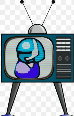 Classic Cars Clipart - Television Black And White Free-to-air Clip Art PNG