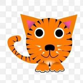 Tiger - Tiger Chinese Zodiac Clip Art PNG