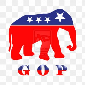 Elephants - Republican Party United States Of America US Presidential Election 2016 Republicans Overseas Democratic Party PNG