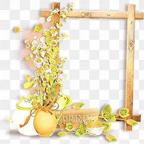 Picture Frame Summer - Background Frame Summer Frame PNG