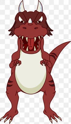Cartoon Dinosaur - Dinosaur Cartoon Drawing PNG