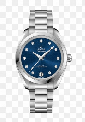 Watch - Omega Seamaster Omega SA Coaxial Escapement Omega Constellation Chronometer Watch PNG