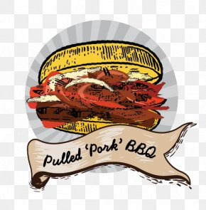 Barbecue - Pulled Pork Barbecue Meat No Evil Foods PNG