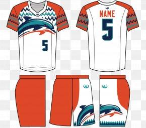 Uniform - T-shirt Jersey Uniform Sportswear Clothing PNG