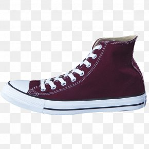 Purple High Top Converse Shoes For Women - Chuck Taylor All-Stars Sports Shoes High-top Converse PNG