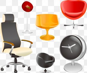 Chair Vector Furniture Collection - Furniture Chair Royalty-free Couch PNG