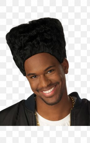High Top Fade - Hi-top Fade 1980s Wig Hairstyle 1990s PNG