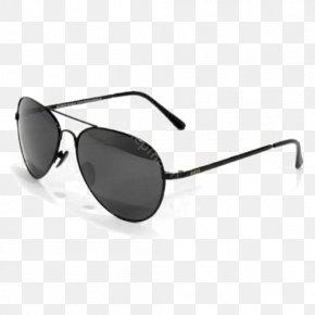 Sunglasses - Aviator Sunglasses Eyewear Polarized Light PNG