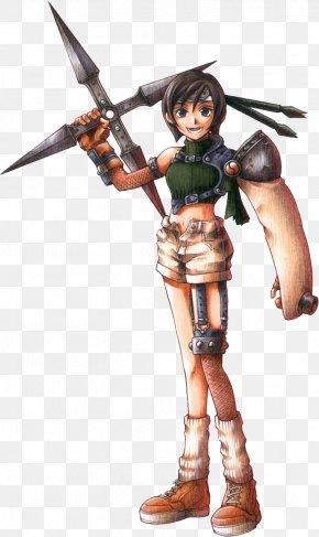 Final Fantasy - Dirge Of Cerberus: Final Fantasy VII Yuffie Kisaragi Vincent Valentine Zack Fair PNG