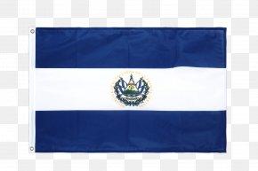 Flag - Flag Of El Salvador Flag Of El Salvador National Flag Flag Of Nicaragua PNG