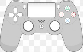 Sony Playstation4 Controller - Shadow Tactics: Blades Of The Shogun PlayStation 2 PlayStation 4 Xbox 360 Controller GameCube Controller PNG