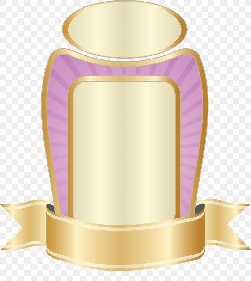 Vignette Logo Icon Design, PNG, 4907x5490px, Vignette, Color, Cup, Drinkware, Gold Download Free