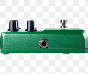 Guitar - Ibanez Tube Screamer Guitar Pedalboard Ibanez TS9 Tube Screamer Vibratho Musical Instruments PNG