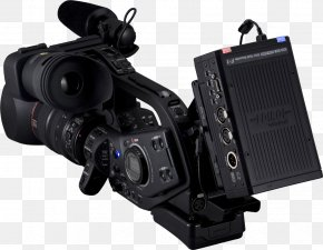 Video Camera Image - Microphone Video Digital SLR Mixing Console Roland Corporation PNG