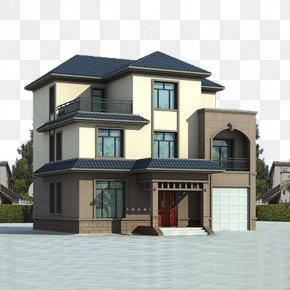 Building - Facade Architecture Villa Floor Plan PNG