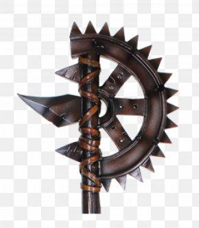 Steampunk Gear - Steampunk Larp Larp Axes Dane Axe PNG