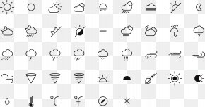 Weather Forecast Icon - Weather Rain Icon PNG