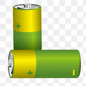 Green Battery - Battery Charger Lithium Battery Computer File PNG