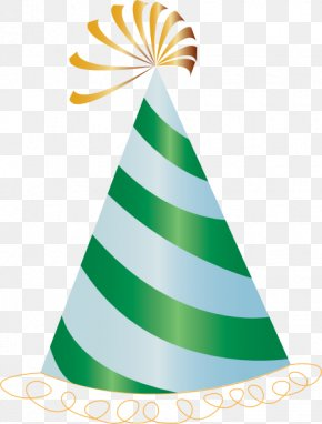Party Hat Image - Birthday Party Hat Clip Art PNG