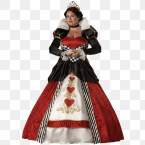 Queen Of Hearts Costume - Queen Of Hearts Halloween Costume BuyCostumes.com Clothing PNG