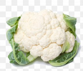 Fresh Cabbage - Cauliflower Organic Food Vegetable Broccoli Broccoflower PNG