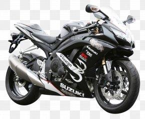 Suzuki GSX R600 Sports Bike - Suzuki GSR600 Motorcycle Sport Bike Suzuki GSX-R600 PNG