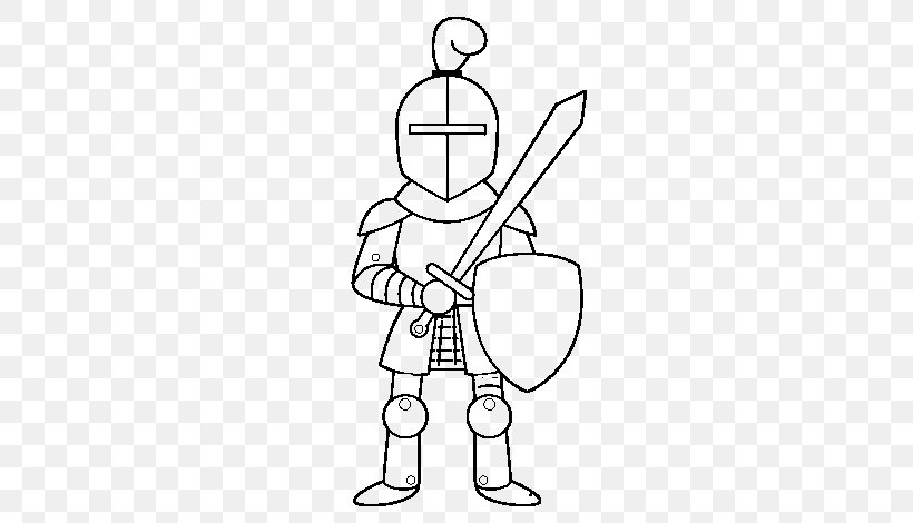 Middle Ages Knight Drawing Chivalry Coloring Book Png 600x470px Watercolor Cartoon Flower Frame Heart Download Free