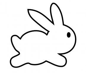 Rabbit Cliparts - Easter Bunny Rabbit Drawing Clip Art PNG