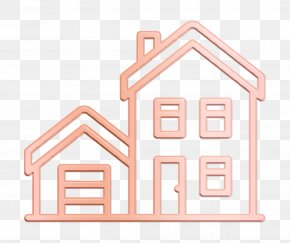 Roof House - House Icon Household Elements Icon Rent Icon PNG
