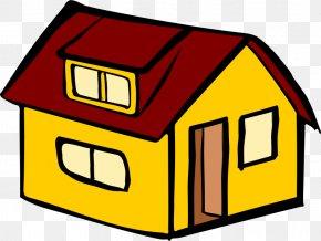 Clip House - House Building Clip Art PNG