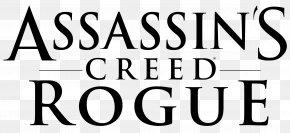 AC - Assassin's Creed Rogue PlayStation 3 Assassin's Creed III Assassin's Creed IV: Black Flag PNG