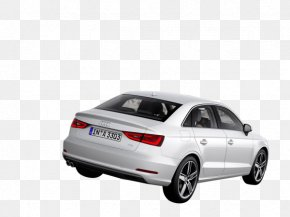 Audi A3 - 2015 Audi A3 Compact Car Personal Luxury Car PNG
