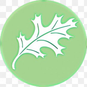 Plate Plant - Green Leaf Logo Plant Plate PNG