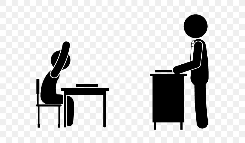 Student Clip Art School Study Skills Lecturer, PNG, 640x480px, Student, Black And White, Brand, Business, Chair Download Free