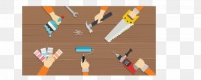 Carpenter Tools - Hand Tool Carpenter Screw PNG