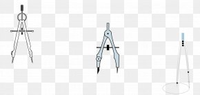 Vector Compass - Clothes Hanger Pattern PNG